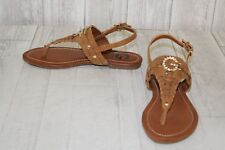 G By Guess Loginn Sandals - Women's Size 6.5 M, Natural
