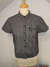 Fred Perry Amy Winehouse Shirt Size 10 (Mod, Northern Soul)