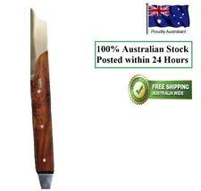 Dental Knife Plaster Wooden Handle Flask Opener Orthodontics Lab Instruments