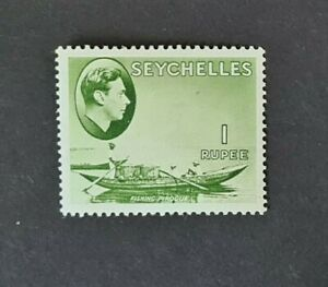 STAMPS SEYCHELLES 1938 SG146 MINT HINGED - #6668