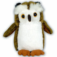 13cm Owl Soft Toy - Plush Cuddly Toy - Sold in Assorted Colours