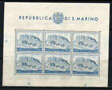 SAN MARINO SCOTT#304a  UPU  MINT NH FULL ORIGINAL GUM