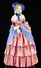 "Royal Doulton Figurine ""A Victorian Lady"" Hn728"