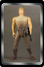 Star Wars Action Figure: Luke Skywalker Dagobah Fatigues (POTF, 1996, Loose)