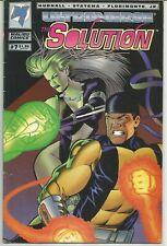 The Solution #7 : March 1994 : Malibu Comics