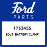 1733455 Ford Bolt battery clamp 1733455, New Genuine OEM Part
