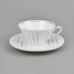 Schumann Arzberg Bavaria - Tasse & Untertasse - Kaffeetasse - Vintage - # 67