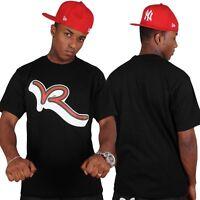 Rocawear, Men's Designer T-Shirts, Hip Hop Star, Money Time Is, Truly Urs Blk, G