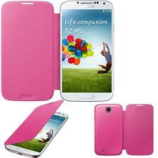 Pink Fitted Back Cover Flip Case Pouch For Samsung Galaxy S3 I9300 SIII