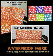 Floral Back Decorative Cushions