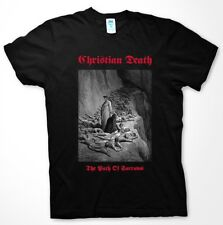 CHRISTIAN DEATH ROZZ WILLIAMS DEATHROCK TSHIRT
