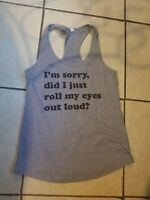 Ideal T by Next Level SZ XL pre owned ! Funny shirt