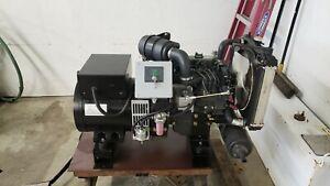 Kubota Diesel Generator 6.5Kw D722 6500 Watt 4 pole Brushless AVR Meccalte