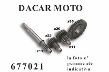 677021 INGRANAGGI MALOSSI PIAGGIO GRILLO 50