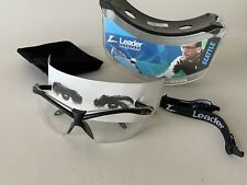 Leader Seattle Eyeguard Glasses Anti Fog & Scratch, Shatter Resistant New