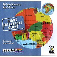 """Tedco 20-inch Inflatable Globe  - 20"""" Inflatable Globe"""