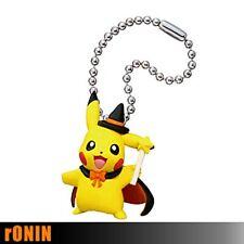 PIKACHU A - POKEMON XY & Z Happy Halloween Portachiavi Swing strap Keychain XYZ