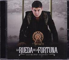 Alfredito Olivas La Rueda de la Fortuna CD New Sealed Nuevo