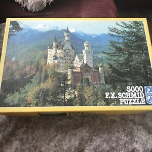 Schmid - 'Bavaria' 3000 Piece Jigsaw Puzzle