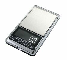 American Weightscales CHROME201 American Weigh Chrome Digital Pocket Scale 200g