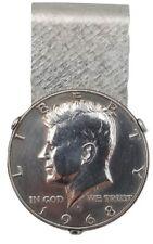 John F Kennedy Half Dollar Money Clip