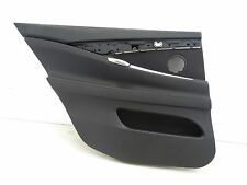 Original BMW F07 5er GT Türverkleidung Tür Stoff schwarz hinten links