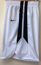 Mens Nike Shorts 867741-106 White/Black Brand New Size M