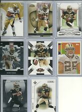 Reggie Bush-8 card lot-no duplicates