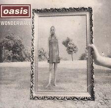 OASIS Wonderwall CD Single / Card Sleeve