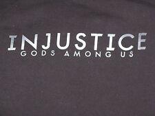 """Injustice Gods Amongst US"" T-Shirt Game Development Crew/Promotional(XL)"