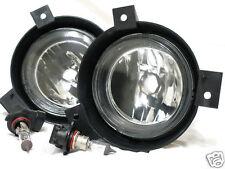 For 01-03 Ranger GLASS Driving Fog Light Lamp RL H One Pair W/2 Bulbs NEW
