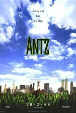 Antz - 1998 - Original 27x40 D/S movie poster - Jennifer Lopez, Woody Allen