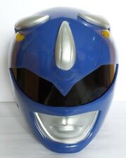 MIGHTY MORPHIN POWER RANGERS BLUE POWER RANGER HELMET COSTUME