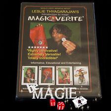 DVD - Magic Vérité - Introduction à la magie - THYAGARAJAN - ANGLAIS