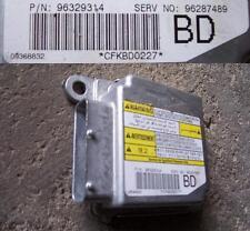 Daewoo Nubira 2 J150 Kombi KLAJ : Airbag Steuergerät BD 96287489 (2000-2002)
