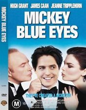 (DVD Movie) Mickey Blue Eyes (1999) (M) (Comedy) R4, PAL, Guaranteed, Cleaned