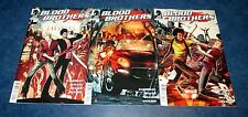 BLOOD BROTHERS #1 2 3 (of 3) 1st print set DARK HORSE comic 2013 VAMPIRE black
