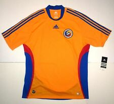 Adidas ROMANIA FRF National Team 08/09 Home Soccer Jersey Shirt Mens XL NWT NEW