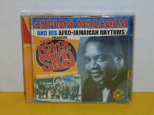 CD - CARLOS MALCOLM AND HIS AFRO-JAMAICAN RHYTHMS - THE ROYAL SKA