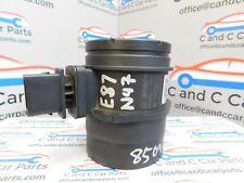 BMW 1 3 Series Air Mass Flow Sensor N47 Diesel 8509724 7788743