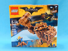 Lego The Batman Movie 70904 Clayface Splat Attack 448pcs New Sealed 2017