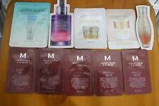 MISSHA M PERFECT COVER BB,CC CREAM #13,#21,#23,#27.#31, assorted 10 samples