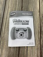 Vtech Kidizoom Camera Connect Users Manual