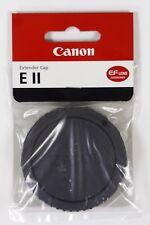 Canon Extender Cap EII E II 11 fits 1.4x & 2x Extenders - Genuine NEW UK Stock