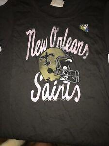 Junk Food Originals of California New Orleans Saints Girls Xl 12