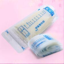 30 Pieces Sterilised Breast Milk Storage Bags Fresh Milk Sterilised Bag Set