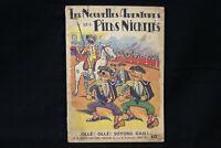Les nouvelles aventures Des Pieds Nickelés.Ollé!Ollé! Soyons Gais!circa 1910 nr3