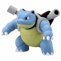 TAKARA TOMY Pokemon Moncolle MS-16 Blastoise Mini Figure Toy