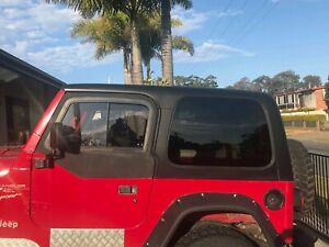 TJ Jeep hard top