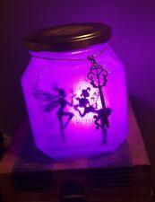 Frantic Fairy Glow Jar